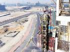 A construction site at Al Jaddaf area in Dubai. Aside from making procedures easier and faster for developers, the new strategy is also expected to benefit investors in Dubai's property.