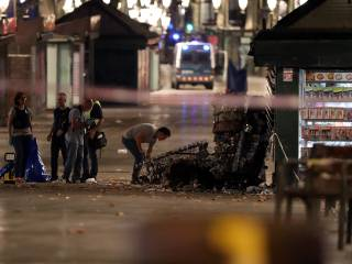 Spain hit by second vehicle rampage
