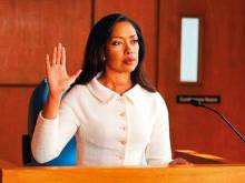 Gina Torres to stay in 'Suits' spin-off