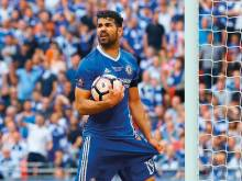 Costa accuses Chelsea of pricing him out