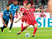 Video referee landmark as Bayern claim win