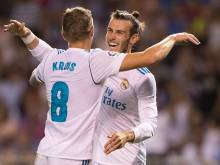 Dominant Real Madrid thrash Deportivo
