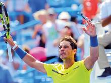 Nadal hails 'unbelievable' comeback to No. 1