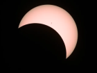 Live: Watch the solar eclipse here