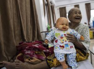 In pictures: Home of Myanmar's abandoned elderly