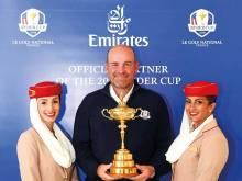 Emirates partners with Ryder Cup
