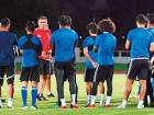 Bauza lays down gauntlet to UAE