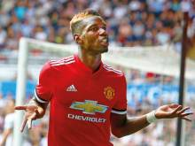 Pogba has potential to win Ballon d'Or: Martial