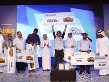 Filipino hits Dh1m jackpot in UAE
