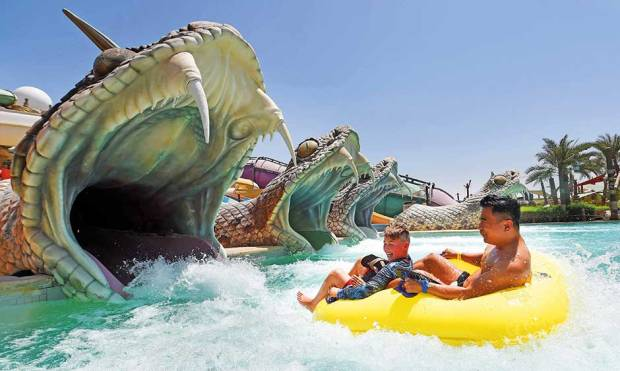In Pictures: Cool summer fun in the UAE