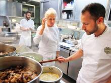 Unlikely story of world's best female chef