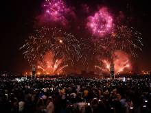 Fireworks at Festival City this weekend