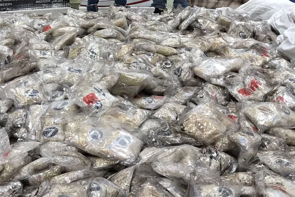 4.2m banned drug capsules confiscated in Abu Dhabi