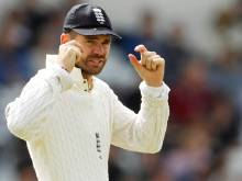 Anderson succeeds Stokes as Eng vice-captain