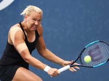 Kanepi, comeback queen of the ice age at 32