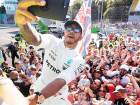 Hamilton enjoys villain tag after top spot