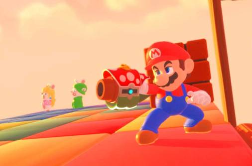 'Mario + Rabbids Kingdom Battle' review