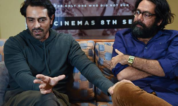 Arjun Rampal on his role in Daddy