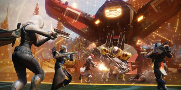 Gaming: 'Destiny 2' first impressions