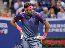 Angry Del Potro backs Nadal to clinch title