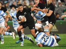 All Blacks need to practise patience: coach