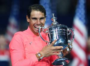 Pictures: Nadal scoops a third US Open title