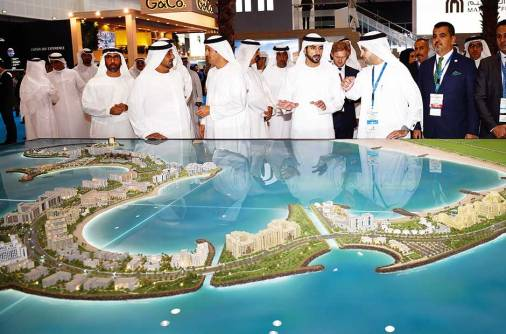 Latest realty projects unveiled at Cityscape