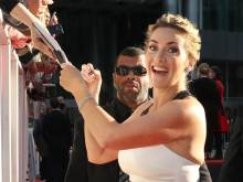 Tiff: Winslet and Elba braved it all for love