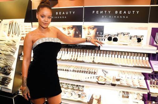 Fenty Beauty: Five things to know
