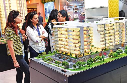 Sales soar at Cityscape Global