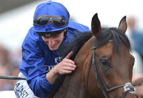Harry Angel is Cartier Sprinter of the Year