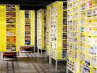 Kiva Systems LLC robots move shelves through the Amazon.com fulfillment centre in Kenosha, Wisconsin. Amazon now has more than 100,000 robots in action around the world, and it has plans to add many more to the mix.