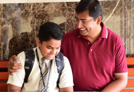 Back to school: A father's letter to his son
