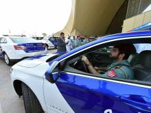 New colours for Abu Dhabi police vehicles