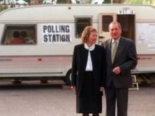 September 18,1997 — Historic vote in Wales
