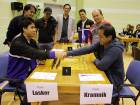 Team Lasker vs Team Kramnik