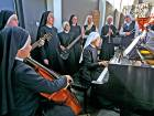 Real 'Sister Act': A rock band like 'nun' other