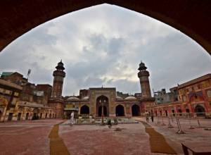 The mole on the cheek of Lahore