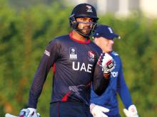 Raza stands tall among bowlers in ICC event