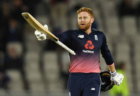 Bairstow's maiden ton fires England to victory