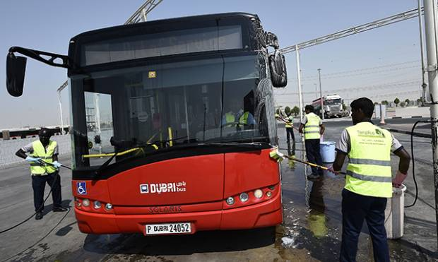 RTA saves 1.6 million litres of water a month