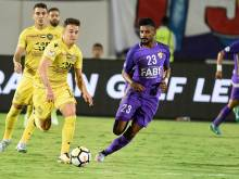 Lima in Al Wasl's plans for Emirates