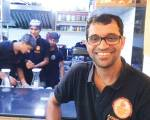 From street kid to writer, cafe owner