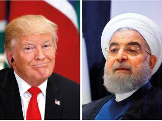 'Never, ever threaten' US again: Trump to Iran
