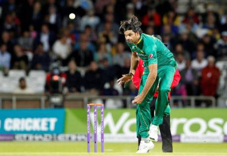 Pakistan's Irfan raring to return after ban