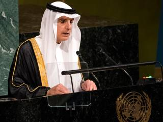 Al Jubeir demands Qatar stops terror support