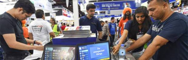 All the news from 27th Gitex Shopper Autumn edition,  region's largest expo for consumer electronics