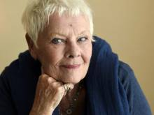 Judi Dench still on a mission to learn