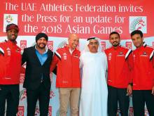 UAE athletes to push for medals in Asian Games