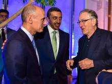 Abdullah hosts reception in New York